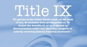 title ix text image